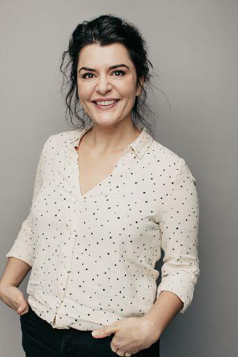 Kate Kjølby Mckenna underviser i personlig gennemslagskraft